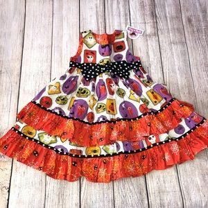 Jelly the Pug Halloween Dress